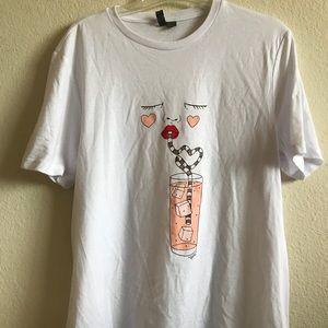 Aslos artist girls t shirt